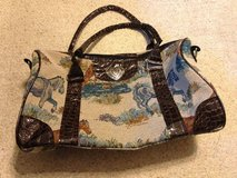 Handbag w/horses design in Chicago, Illinois
