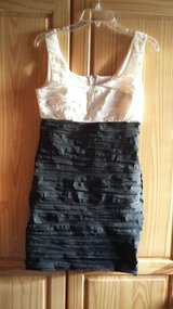 Black and White Pencil Dress in Ramstein, Germany