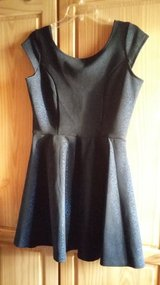 Formal Black Dress with Blue Shimmer in Ramstein, Germany