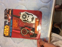 Star Wars walkie talkies in Camp Pendleton, California