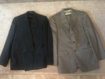 Black or Tan Men's Dress Suits in Hinesville, Georgia