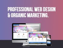 Labor Day Custom Website Design Only $150 in Los Angeles, California