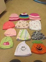 Baby beanies in Vacaville, California