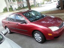 Ford Focus 2005 in Summerville, South Carolina