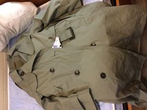All weather coat size 38S in Camp Pendleton, California