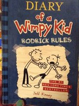 Diary of a Wimpy Kid Rodrick Rules in New Lenox, Illinois