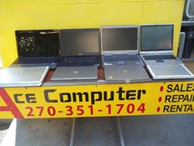 CLOSEOUT OF OVER 100 WORKING DESKTOP & LAPTOPS COMPUTERS in Fort Knox, Kentucky