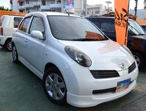 *SALE!* 2004 Nissan March *Keyless Entry* Excellent Condition, Clean!* Brand New JCI* in Okinawa, Japan