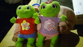 "PLUSH SINGING ""LILY & LEAP FROG""STROLLER TOYS in Yorkville, Illinois"