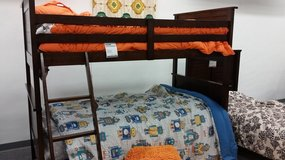 4 Twin Beds or 2 Bunk Bed Sets in Grafenwoehr, GE