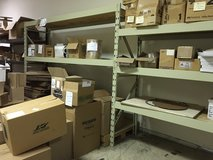 Industrial Shelving unit in Naperville, Illinois
