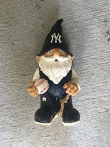 New York Yankees Lawn Gnome in Beaufort, South Carolina