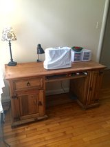 REDUCED!!! COMPUTER DESK & MATCHING CHAIR in Kingwood, Texas