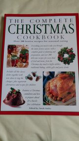 Christmas cookbook, new in Fort Riley, Kansas