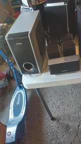 6 Samsung surround sound speakers in Joliet, Illinois