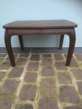 Robust antique little table from France in Ramstein, Germany