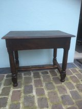 robust antique table from France in Ramstein, Germany