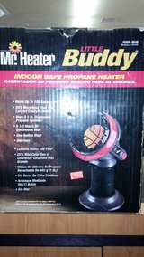 Mr Heater Buddy in Yucca Valley, California