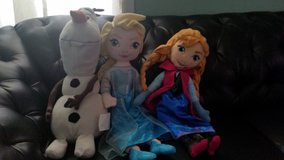 Frozen toys in Lockport, Illinois