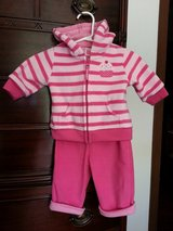 Carter's 3M 2-piece pink hooded jacket and pant set in Aurora, Illinois