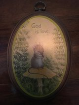 """""""God is Love"""" Plaque in Beaufort, South Carolina"""