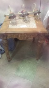 Marble Top Side Table in Fort Polk, Louisiana