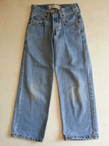Kids 8 slim Levi's Boys' Relaxed-fit 550 jeans in Glendale Heights, Illinois