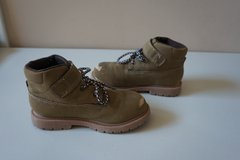 Boys Carters Brown Shoe Boots Size 12 in Lockport, Illinois