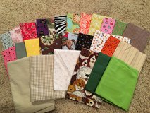 Lot of quilting fabric in Kingwood, Texas