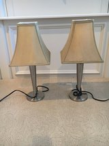 Table top lamps with shades in Denton, Texas
