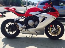 2013 MV Agusta F3 *low miles* in Temecula, California