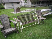 Outdoor Chairs in Houston, Texas