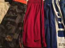 Boys Shorts all fit as 12/14 (Nike, Gap, Addidas) in Baytown, Texas