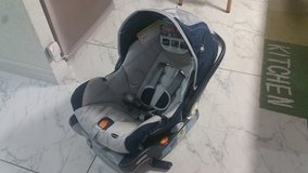 Chicco baby car seat in Okinawa, Japan