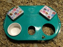 Feeding Tray Designed for Twins in St. Charles, Illinois