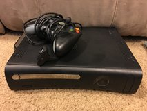 Xbox 360 w/120GB Hard Drive and Controller in Fort Riley, Kansas