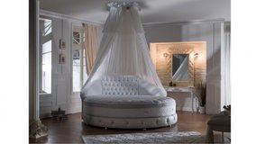Dream Bed - For all who want something Special - 86 1/2 inch wide Round Bed in Geilenkirchen, GE