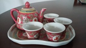 Child-Size Tea Set in Ramstein, Germany