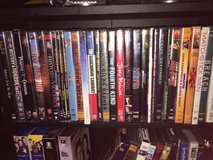 DVD/VHS MOVIES in Clarksville, Tennessee