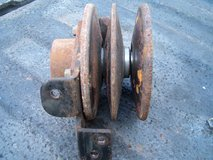 Riding Mower Speed Governing Pulley in Houston, Texas