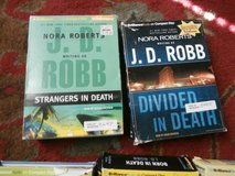 5Audiobooks on CD Nora Roberts writing as J.D. Robb in Kingwood, Texas