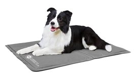 "AKC Pet Cooling Mat 20""x16"" Grey in Bolingbrook, Illinois"