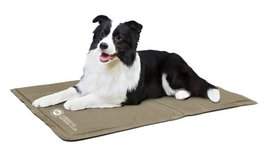 "AKC Pet Cooling Mat 30""x 24"" Tan in St. Charles, Illinois"