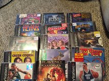PS 1 games in Fort Campbell, Kentucky