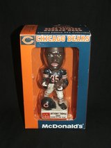 Chicago Bears McDonald's Anthony Thomas Rookie of The Year Bobblehead in Bolingbrook, Illinois