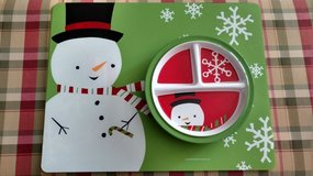 SNOWMAN Place mats/Plates in Beaufort, South Carolina