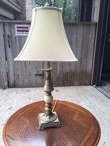 Table Lamp w Square Shade in Kingwood, Texas