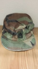 WOODLAND CAMO COLD WEATHER CAP 7 1/4 in Fort Leonard Wood, Missouri