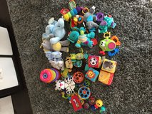 Infant toys in Fort Drum, New York