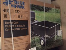 Blue Hawk Dump Cart in Montgomery, Alabama